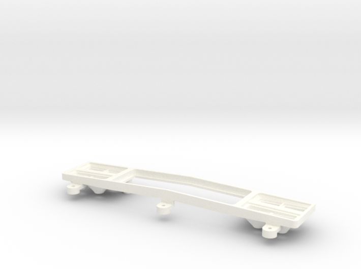 AMPro Tamiya Clodbuster GMC Grille Base, 4 of 6 3d printed
