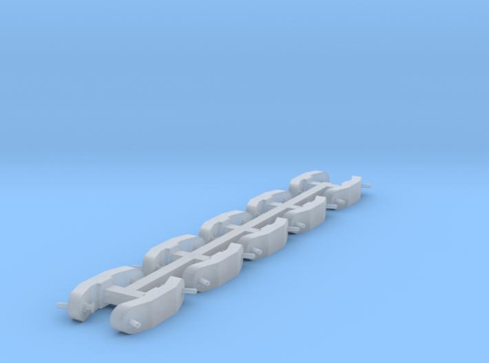 Sway Braces 3d printed