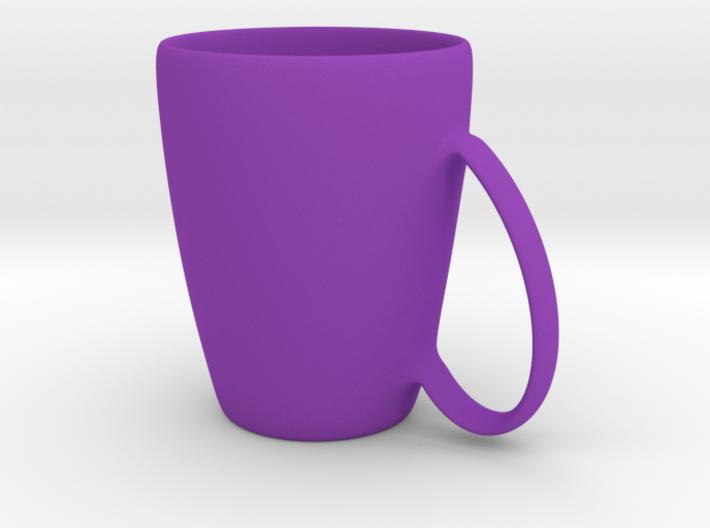 Coffee mug #6 - Handle UpSideDown 3d printed