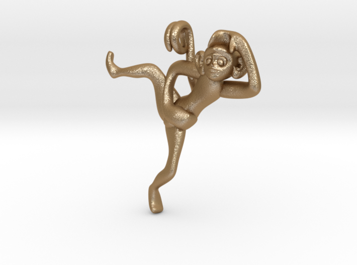 3D-Monkeys 204 3d printed