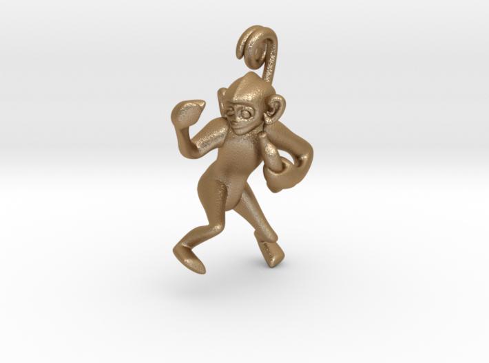 3D-Monkeys 218 3d printed
