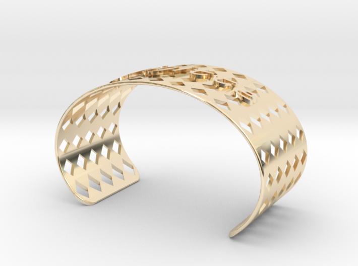 Bracelet Brigitte 31 mm 3d printed