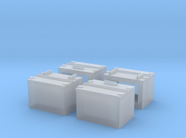 S ATSF Battery Box 3d printed