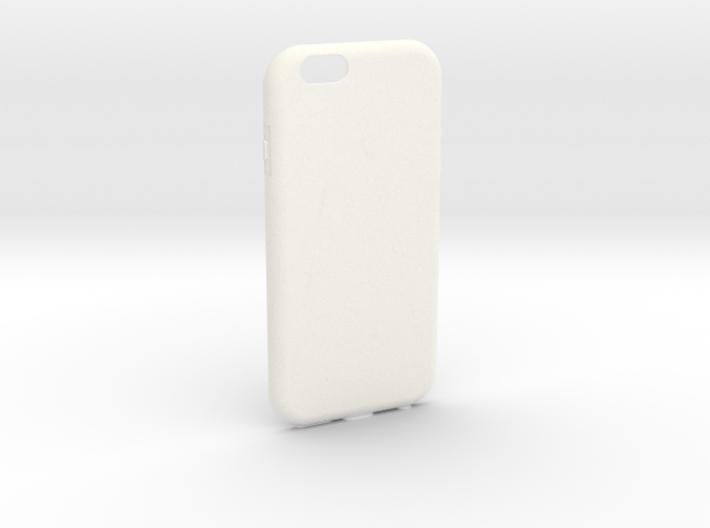 Customizable iPhone 6 case 3d printed
