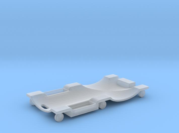 Deck Creeper Accessory (BSG-TRS, Galactiguise.com) 3d printed