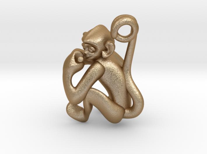 3D-Monkeys 315 3d printed
