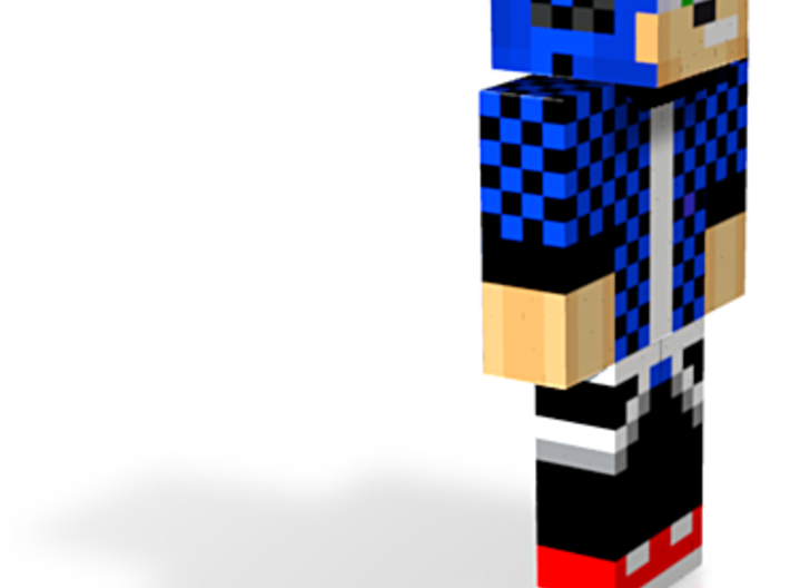 12cm | Sonic4everX 3d printed