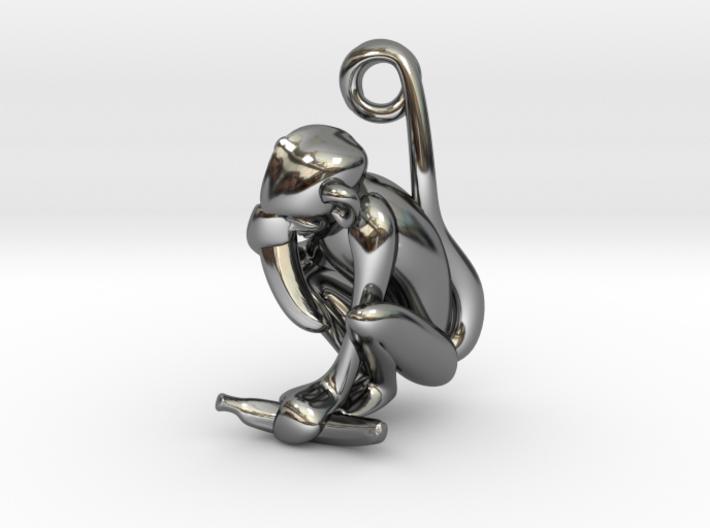 3D-Monkeys 337 3d printed