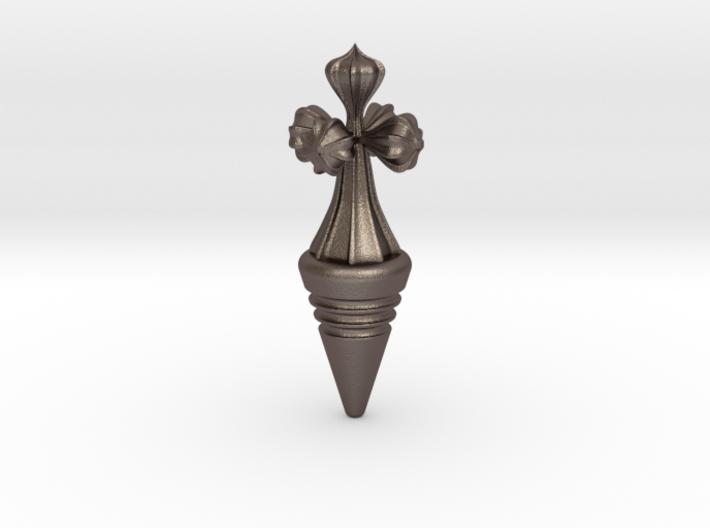 Bottle tap Gaudi 3d printed