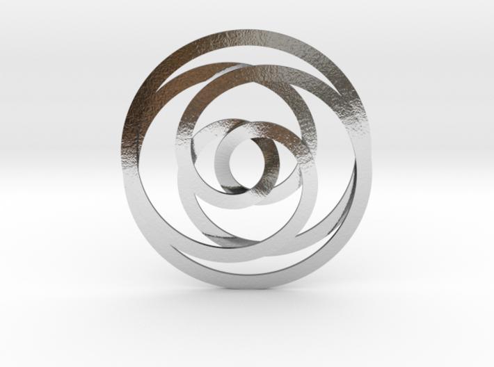 Synchrony 3d printed