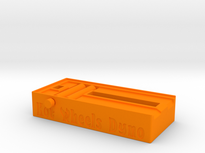 Hotwheels Dyno 1:64 Scale - Display Stand 3d printed