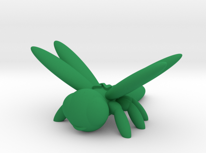 Dragonfly (Nikoss'Insects) 3d printed