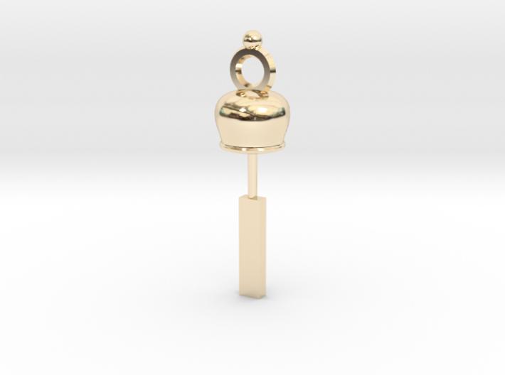 Wind bell 3d printed