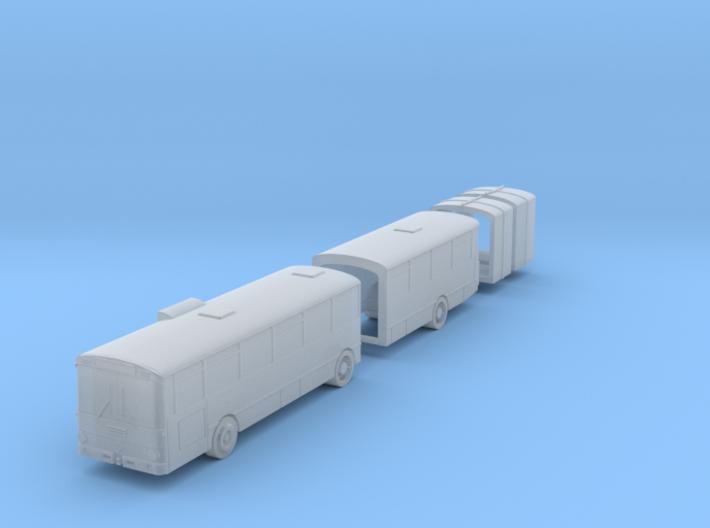 Gelenkbus N,1:160 3d printed