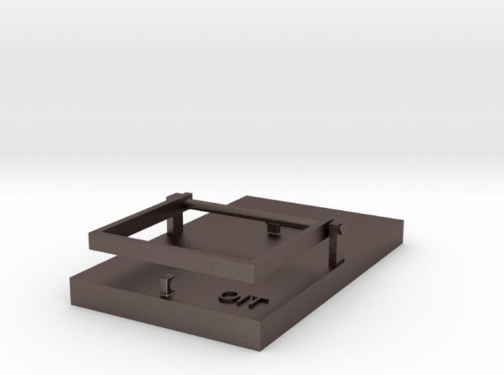 104102244劉權-捕鼠器 線彈簧 (1) 3d printed
