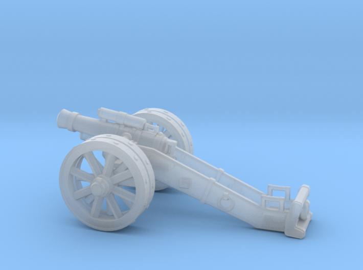 Fantasy Howitzer 3d printed