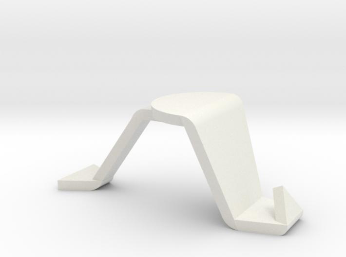 樹葉手機架 Leaves Cellphone Shelf 3d printed