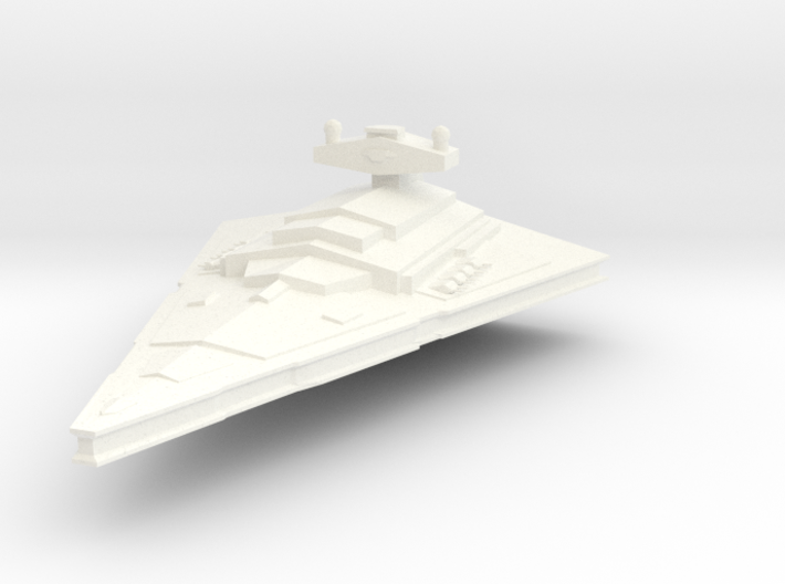Imperial-I Star Destroyer. 3d printed