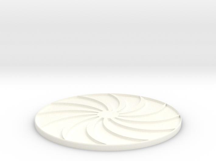 Sun Art Coasters 3d printed