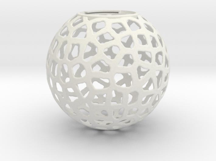 Vorolamp2-shade 3d printed