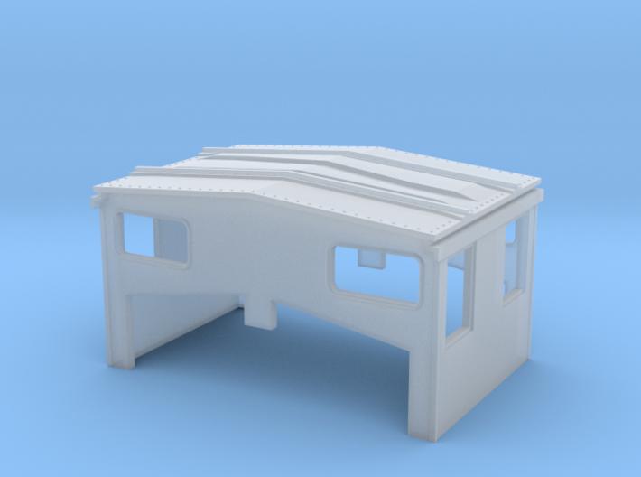 S Scale EV Cupola SLSF 1285-92 3d printed