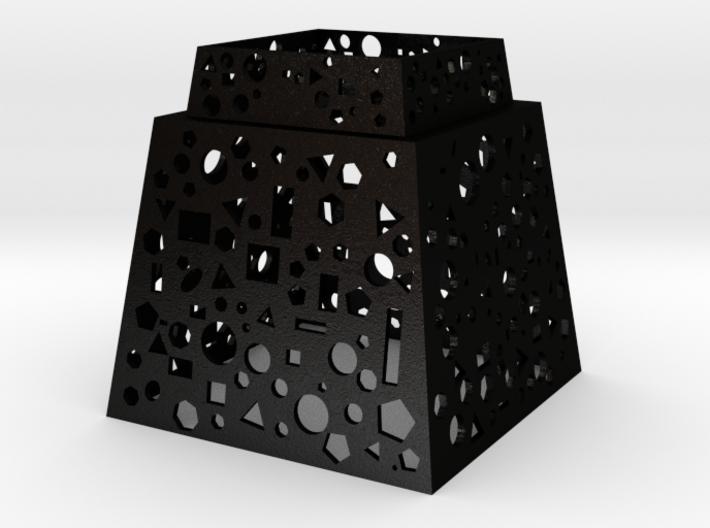 geometric shade 3d printed