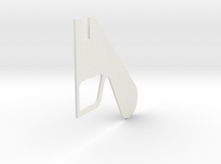 LPA NN-14 - Right grip 3d printed