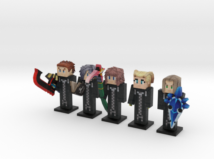 Organization XIII- CoM 5-pack 3d printed