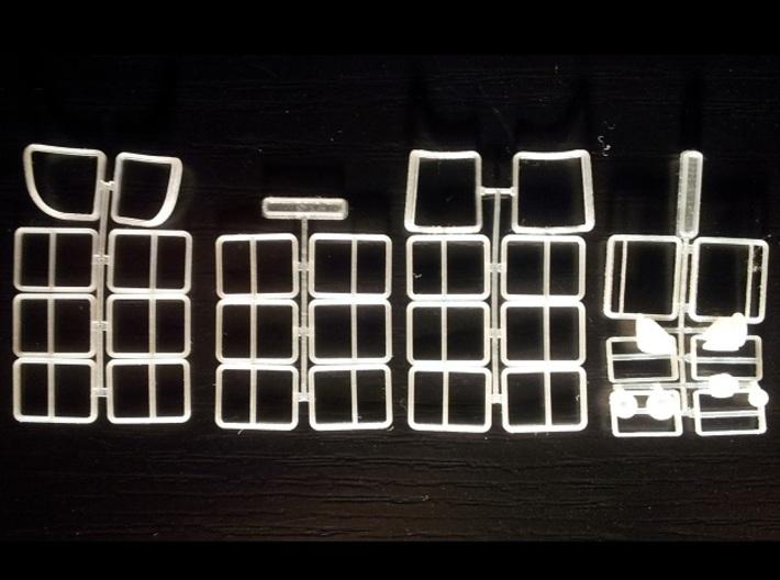 Wien Type T2, L3, L4, L, Fenster 3d printed