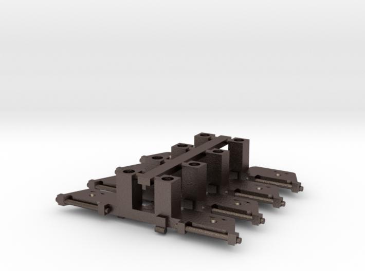 Blenden für Halling-Triebdrehgestelle (4 Stück) 3d printed