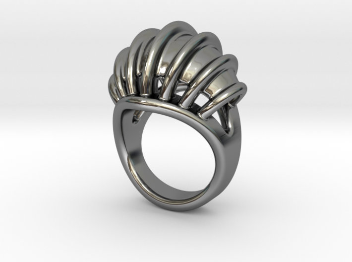 Ring New Way 26 - Italian Size 26 3d printed