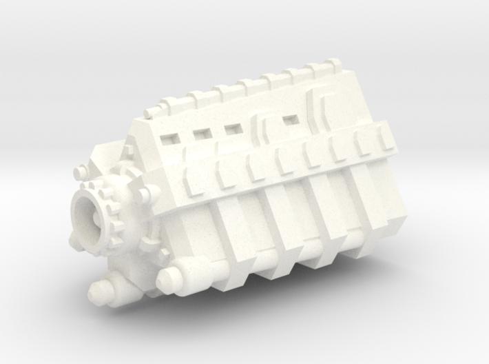 Xelo-nose 3d printed