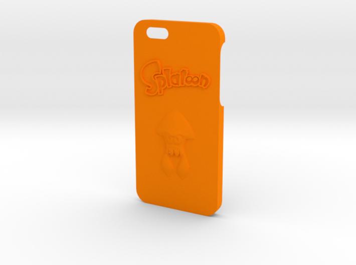 Iphone 6/6s Splatoon 3d printed