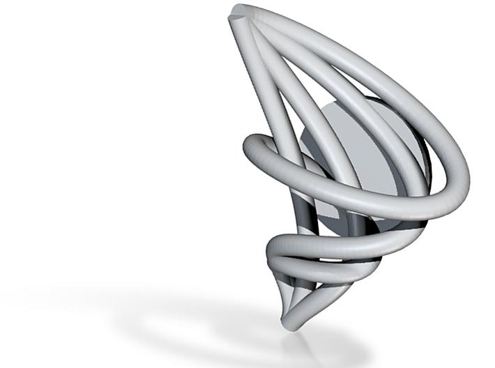 Vort Cyclone Pin 3d printed