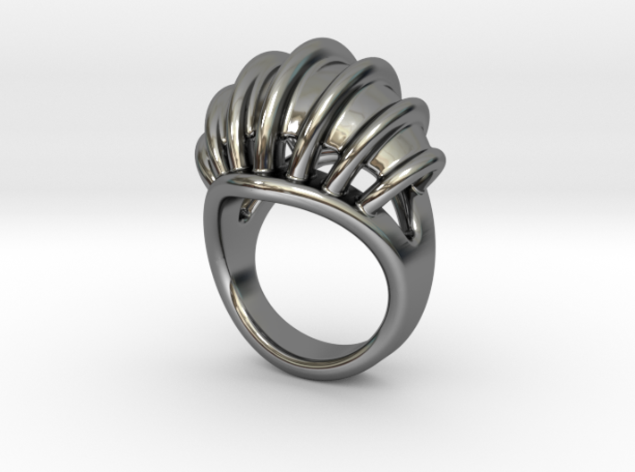 Ring New Way 31 - Italian Size 31 3d printed