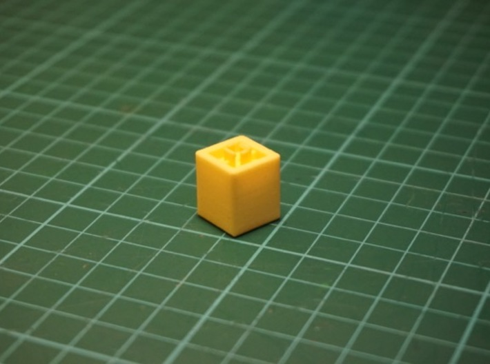 Roland Juno 60 Patch Switch Cap 3d printed