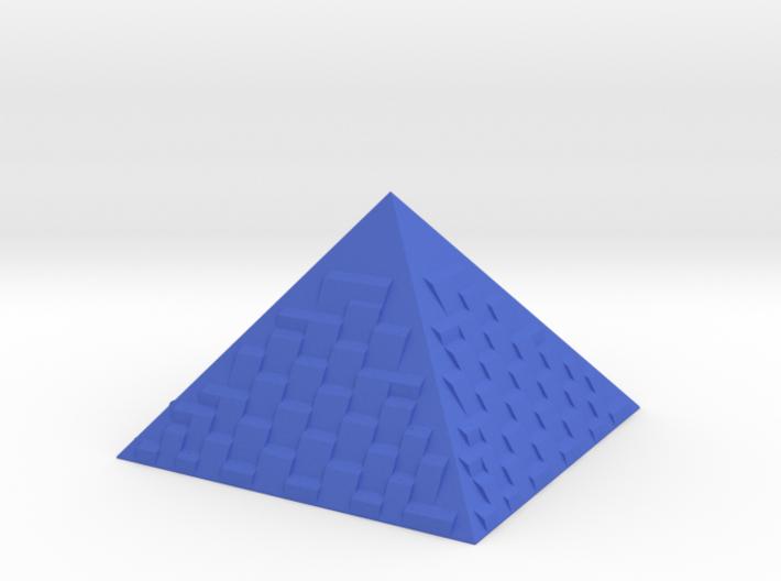Giza Pyramide. 3d printed