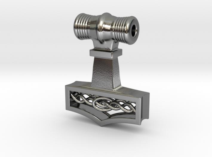 Mjölnir - Thor's hammer 3d printed