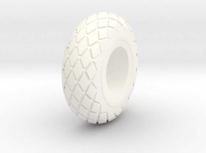 Baloon Tire For Charlie 3d printed
