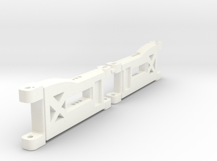 B5m Front 3hole Arms 3d printed