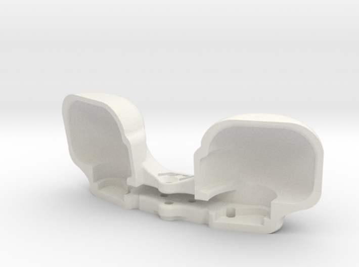 Safetycarpet_yokomo_yz2_flat_for Wing_Lexan 3d printed