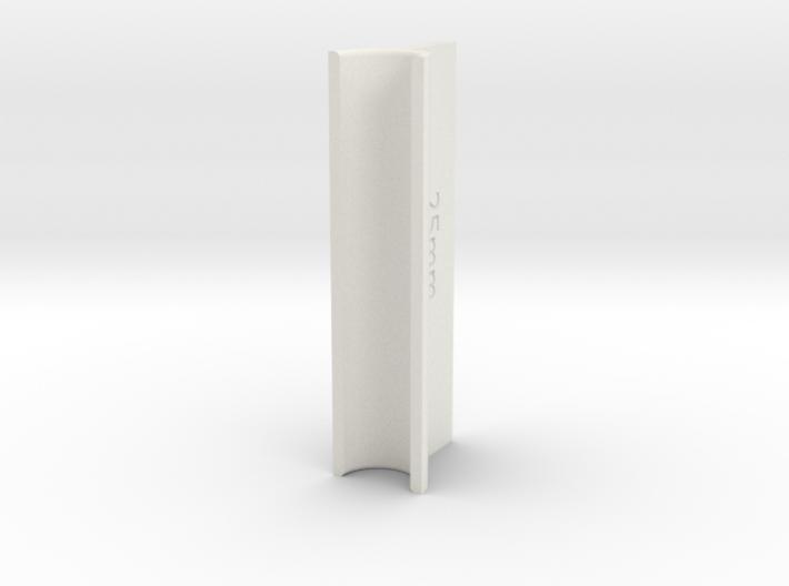 OD Sander V2, .25mm, 50mm Length 3d printed