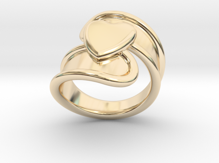 Valentinodayring 33 - Italian Size 33 3d printed