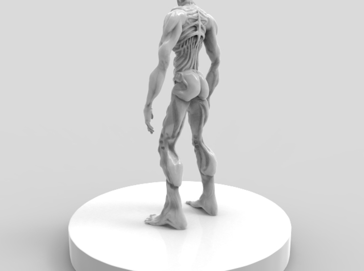 Gryealden The Alien of a Distant Planet 3d printed