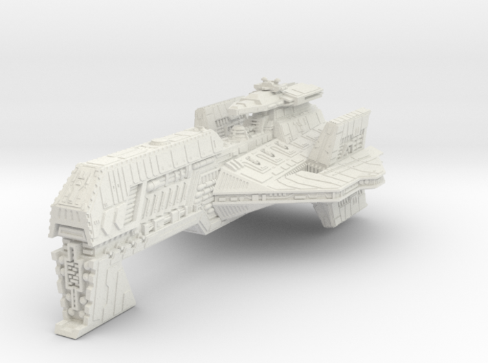 (Armada) Keldabe-class battleship 3d printed