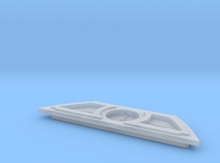 Refit Airlock Bulkhead 3d printed
