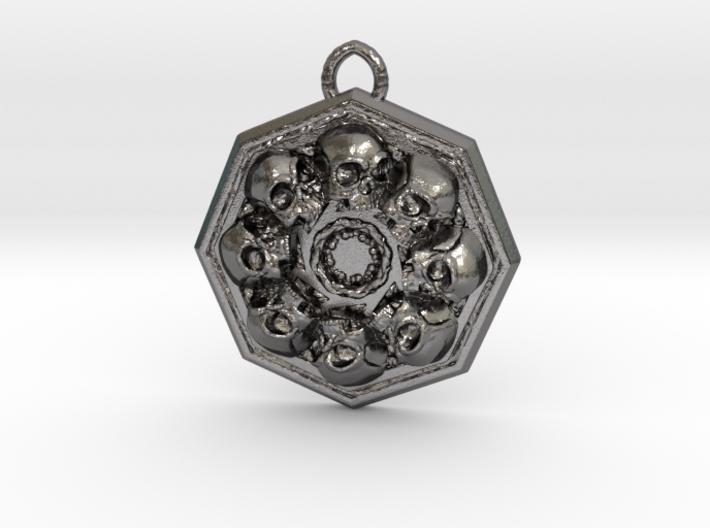 SKUX pendant 3d printed