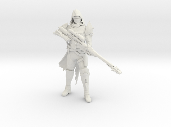 Gunslinger For Kato1334 Shapeways 3d printed
