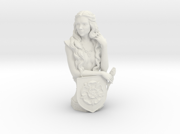 Margaery Tyrell. (11 cm\ 4.33 inches) 3d printed