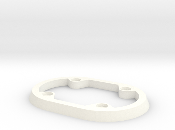 Brush Skirt Ring 3d printed